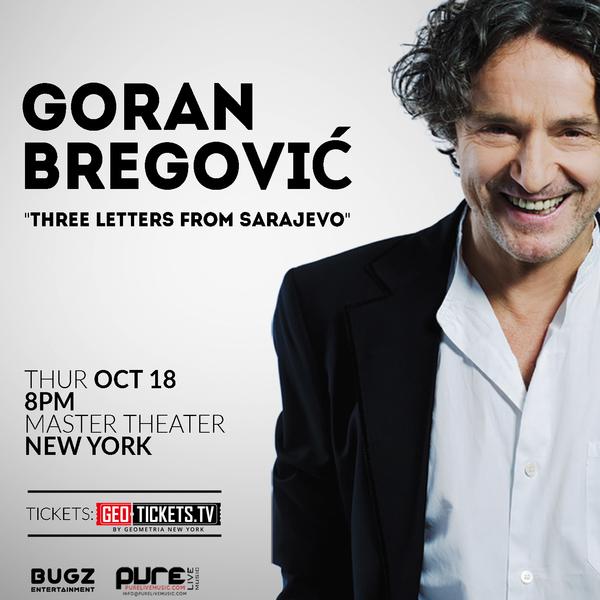 Goran Bregovic (Live Concert in New York)
