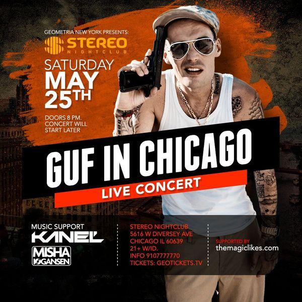 Guf Chicago
