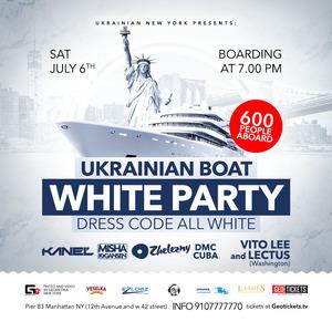 Ukrainian Boat Party #2 Ivana Kupala
