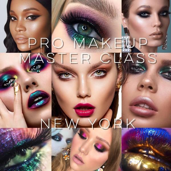 Professional Makeup Master Class