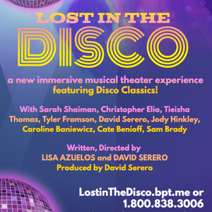 Lost In The Disco (Off Broadway Musical)