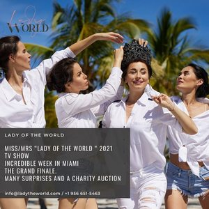 Lady Of The World Miami 2021