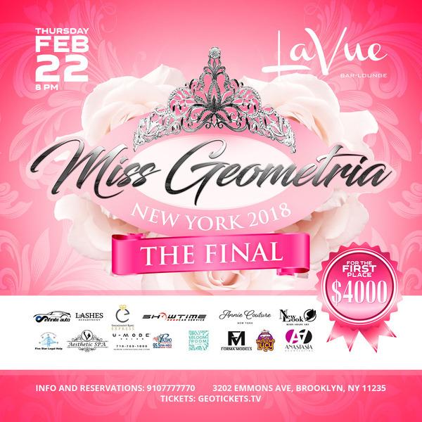 Miss Geometria New York 2018 The Final