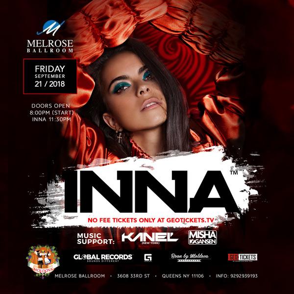 INNA (Live Concert in New York)