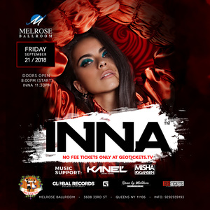 INNA (Live Concert in New York)