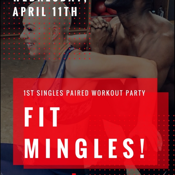 Fit Mingles! Singles Paired Workout Party
