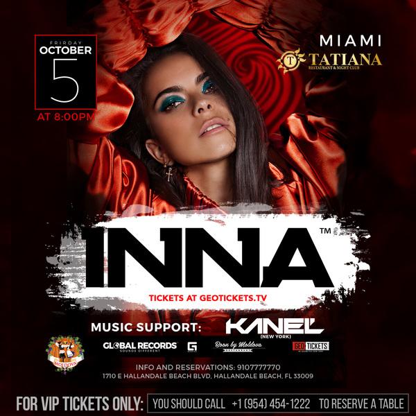 INNA (Live Concert in Miami)